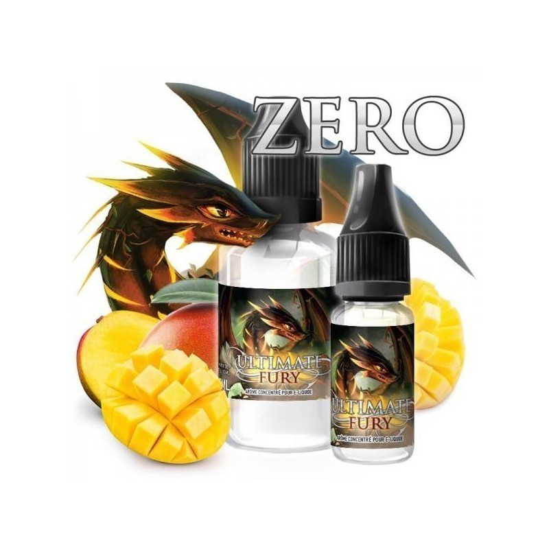 Concentré Ultimate Fury Zero 30 ml [A et L]