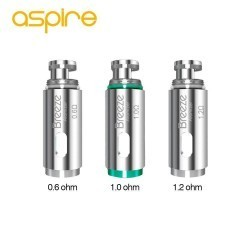 Mèches Aio Breeze 2 x5 [Aspire]