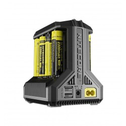 Chargeur d'accus New Intellicharger I8 [Nitecore]