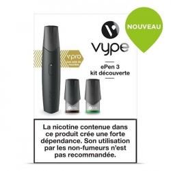 Pack Découverte Vype Epen3 Pro [Vype]