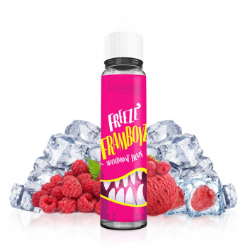 Freeze Framboyz 50ml 0mg x4