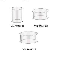Glass VM Tank x1