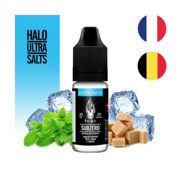 SubZero Nicsalt 10ml 20mg x12