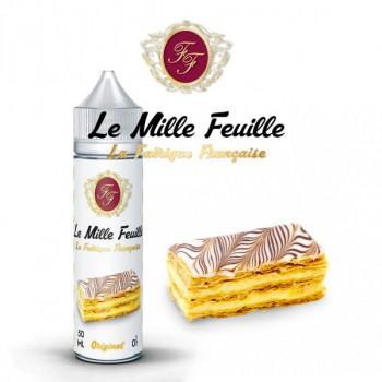 Le Mille Feuille 50ml 0mg