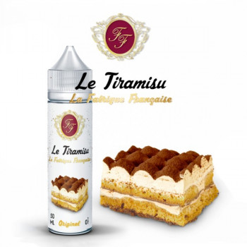 Le Tiramisu 50ml 0mg + 1 Booster