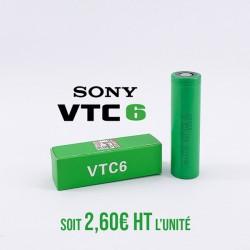 Accu VTC6 18650 3000 mAh 30A x180