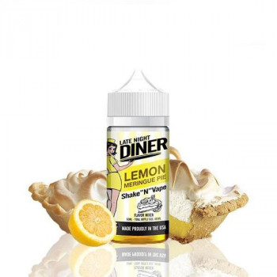 Lemon Meringue Pie 50ml 0mg