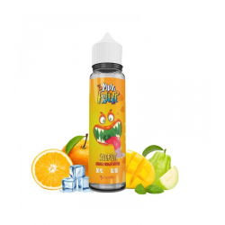 Salopiot Orange Mangue Goyave 50ml x4 0mg