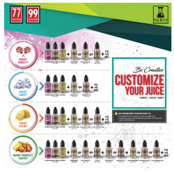 Additif Ethyl Maltol 10mL [77 Flavor]