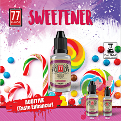 Additif Sweetener 10mL [77 Flavor]