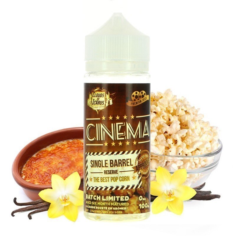 Cinema Reserve 00 mg 100 ml (Cloud Of Icarus)