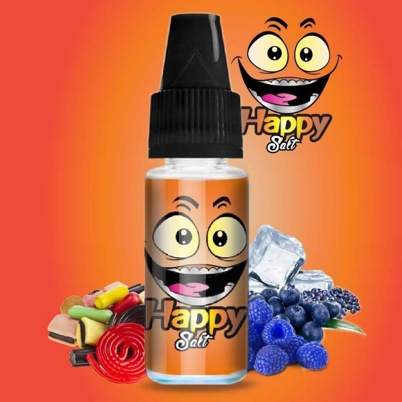 Happy 10 ml 18 mg/ml [Juicestick Salt]
