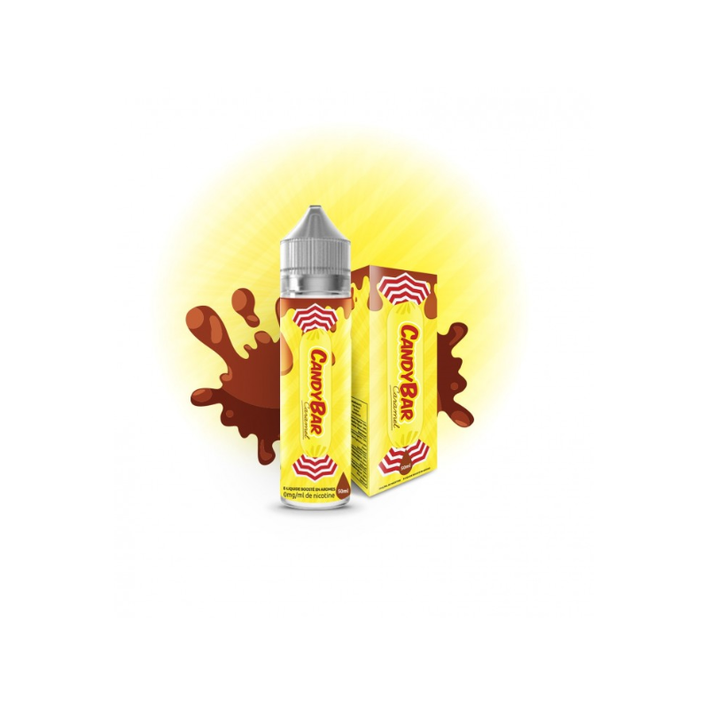 Le CandyBar Caramel 50ml