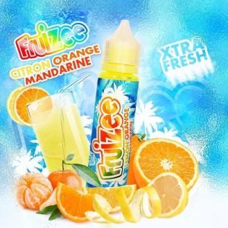 Citron Orange Mandarine 50ml 0mg [Fruizee]