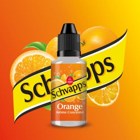 Concentré Orange 30ml [Schvapps]