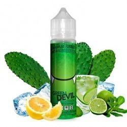 Green Devil 50ml 0mg [AVAP]