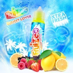 Sunset lover 50ml 0mg [Fruizee]