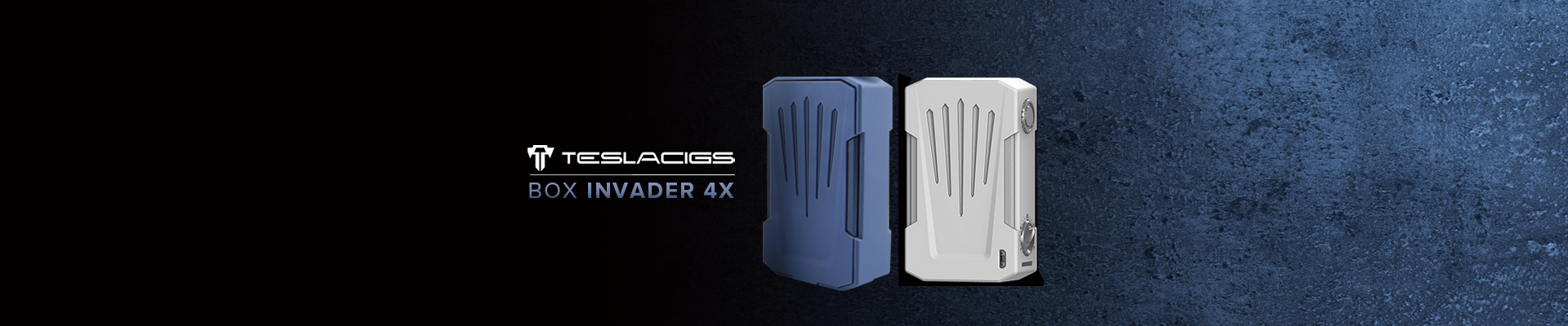Box Invader X4 - Teslacig®