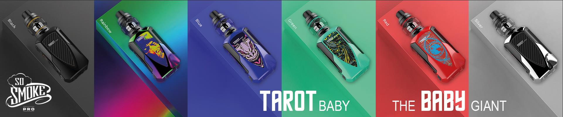 Full Kit Tarot Baby